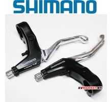 Ручка тормоза SHIMANO ALIVIO BL-M421 черный 1901