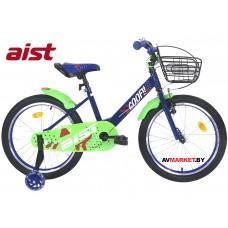 Велосипед Aist Goofy 16 16 синий 2021 4810310013128 РБ