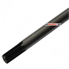 Вал приводной D8мм 9*9 шлицев для б/кос BC415 Китай 430-56