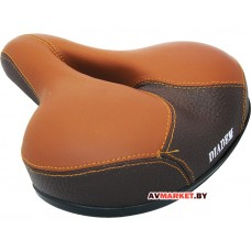 Велоседло (кожа)(GW-20022-173)импорт кор