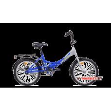 Велосипед дорожный для взрослых Aist Smart 20 1.0