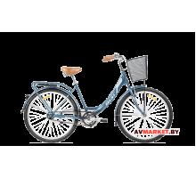 """Велосипед 26""""дорож,для взрослых Aist Jazz 1.0 ручной тормоз"""