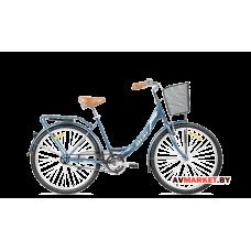 """Велосипед дорожный для взрослых Aist Jazz 1.0 26"""" ручной тормоз 4810310000210"""