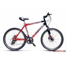 Велосипед KELTT26.10 АЛЮМИНИЙ-DISK горный 21 ск