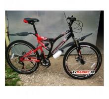 Велосипед LX330-H 26 горный для взрослых