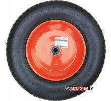 "Колесо надувн. 4.00-8"" 1 колес. (подшипн. усил. ф35x16 мм, для оси 16x60мм) WP-P206 Китай"