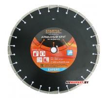 Алмазный круг 400*20/25.4 мм по асфальту сегмент EXPERT STARTUL ST5056-400