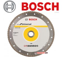 Алмазный круг 230х22мм унив. Turbo ECO UNIVERSAL BOSCH 2608615048