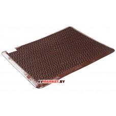 Коврик для прихожей Степ шоколадный BEROSSI АС15645000 Беларусь