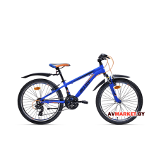 """Велосипед горный Aist Rocky Junior 2.0 24"""" 48103100004"""