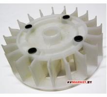 Вентилятор (крыльчатка) генератора YABEN-50 SLW 11