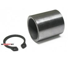 Втулка+кольцо стопорное рычага заводного скутер 4Т 50/80 SLW1104-181 Китай