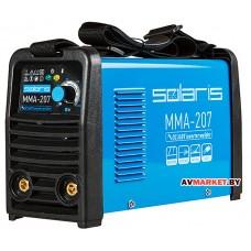 Инвертор сварочный SOLARIS MMA-207 Китай