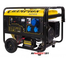 Генератор CHAMPION GG7501E (6/6,5 кВт OHV420 16