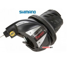 Манетка прав. 7 ск Шифтер Shimano Tourney SL-RS36-7