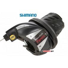 Манетка прав. 7 ск Шифтер Shimano Tourney SL-RS36-7
