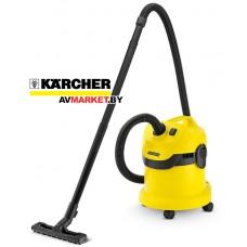 Пылесос сухой и влажной уборки Karcher Керхер WD 1.629-761.0 Румыния