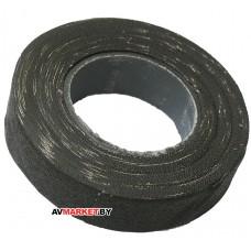 Изолента х/б черная 100г 19ммх7м STARTUL STANDART ST9050-100 Китай