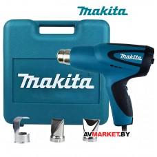 Термовоздуходувка MAKITA HG 5012 K в чем.+ набор сопл HG5012K Китай