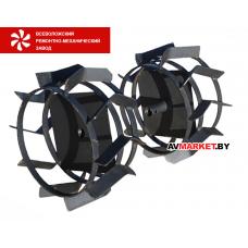 Грунтозацепы шир. 160 D-320 3 обруча пара черный 40.04.36.00.00
