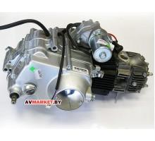 Двигатель Дельта-Альфа 125 (механика)