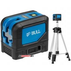 Нивелир лазерный линейный BULL LL 2301 P со штативом в кор. 13025123 Китай