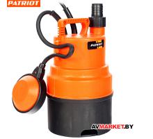 Насос дренажный PATRIOT F 300 (NEW) 315302417