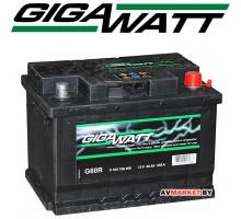 Аккумулятор GIGAWATT 60Ah евр 540A (242*175) 560409054