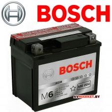 АКБ BOSCH MOBA AGM M6(12V- 4 Ah) 80A gel 0092M60040 Чешская республика
