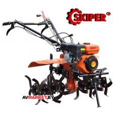 Культиватор SKIPER SK-850S + колеса 6,00-12S Китай с пониж.