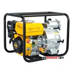 Мотопомпа (насос центробежный) RATO RT80WB26-3.8Q с бензиновым двигателем для перекачки загр. воды