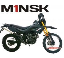 Мотоцикл M1NSK X250 (Черный) 4810310003341 РБ