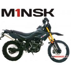 Мотоцикл M1NSK X250 (Черный) 4810310003341 4810310003365 РБ