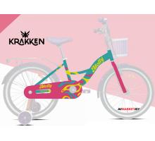 Велосипед KRAKKEN Molly 20 бирюзовый 2020 4810310007202