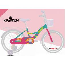 """Велосипед KRAKKEN Molly 20"""" бирюзовый 2020 4810310007202"""