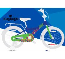 Велосипед KRAKKEN Spike 20 синий 2020 4810310007240