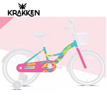 """Велосипед KRAKKEN Molly 16"""" бирюзовый 2020 РБ 4810310007189"""