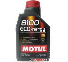 Масло Motul 5W30 1л 8100 ECO-NERGY ACEA моторное 102782