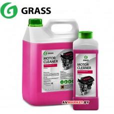 Очиститель двигателя GraSS Motor cleaner 1л 116100 Россия