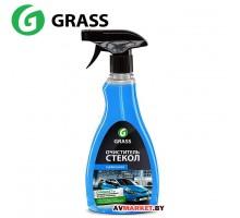 Очиститель стекол GraSS Clean glass 500мл 130105