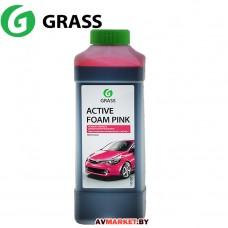 Средство для бесконтактной мойки GraSS Active Foam Pink 1кг 113120