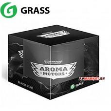 "Ароматизатор гелевый GraSS ""Aroma"" Motors"" BLACK STAR 100мл АС-0148"