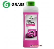 """Наношампунь с защитным эффектом GRASS """"Nanj Shampoo"""" 1 л 136101"""