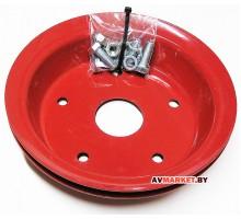 Диск колеса 3.50-6.0 мотоблок (внутр+наружн)