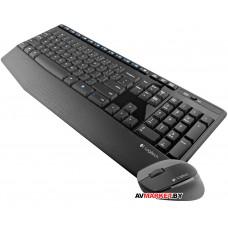 Клавиатура + мышь Logitech MK345 L920-008534 8471606000 Китай