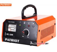 Зарядное устройство PATRIOT BCI-20M 650303420