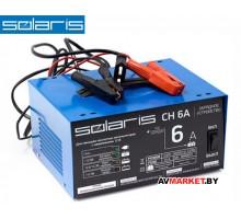 Зарядное устройство Solaris CH 6A (12B,6A) автомат