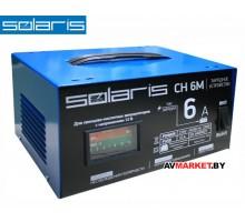 Зарядное устройство Solaris CH 6M (12B,6A)