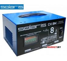 Зарядное устройство Solaris CH 8М (12B,8A)