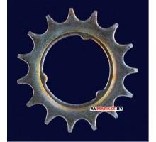 Звезда задняя 15 зуб. (складной) 113-311-0622 цинк Беларусь VAL-19964-7